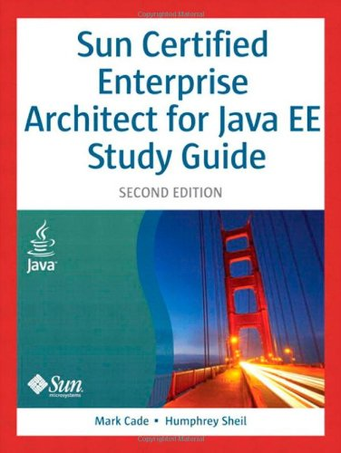9780131482036: Sun Certified Enterprise Architect for Java EE Study Guide