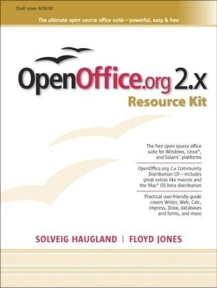 9780131482050: OpenOffice.org 2.x Resource Kit