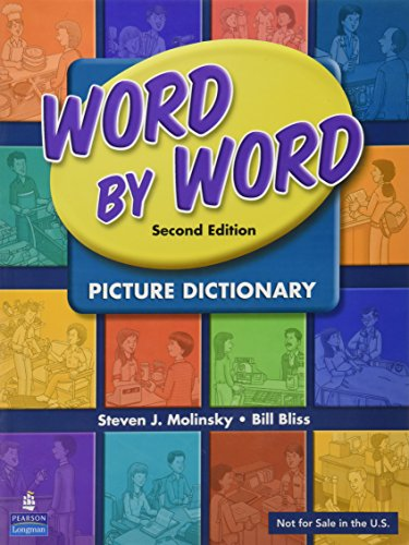 9780131482180: Word By Word Dictionary International Student Book