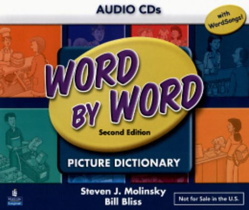 9780131482203: Word by Word International Student Book Audio CDs