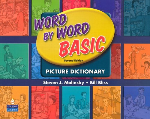 9780131482258: Word by Word Basic Picture Dictionary