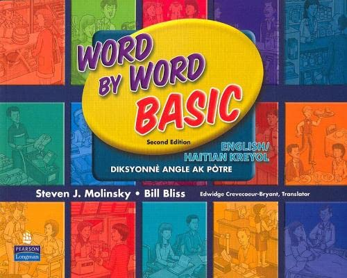 9780131482357: Word by Word Basic English/Haitian Kreyol Bilingual Edition (2nd Edition)