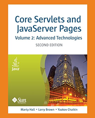 9780131482609: Core Servlets and Javaserver Pages: Advanced Technologies, Vol. 2 (2nd Edition) (Core Series)