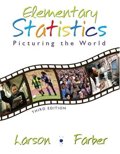 9780131483170: Elementary Statistics: Picturing the World (Annotated Instructor's Edition)