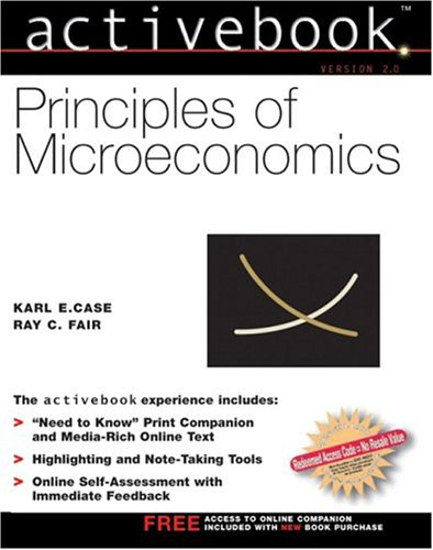 9780131484115: Principles of Microeconomics Active Book (7th Edition)