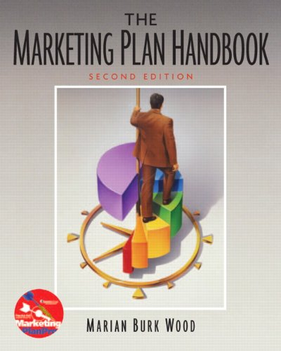 9780131485259: Marketing Plan : Handbook (text only) 2ND EDITION
