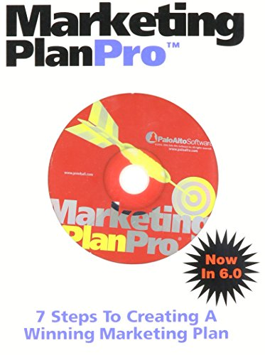 9780131485266: Marketing Plan Pro 6.0