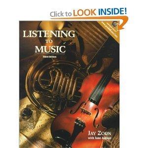 9780131485785: Listening to Music