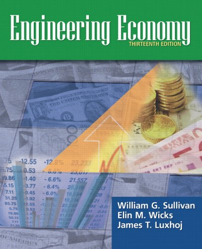 9780131486492: Engineering Economy (13th Edition)