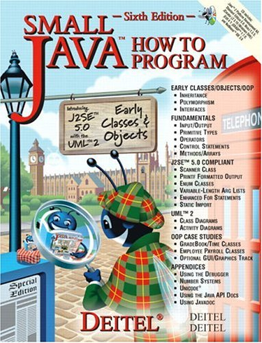9780131486607: Small Java How to Program (6th Edition)