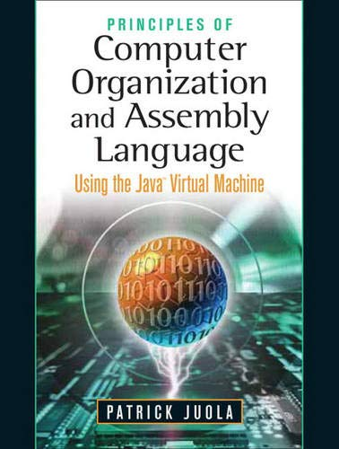 9780131486836: Principles of Computer Organization and Assembly Language