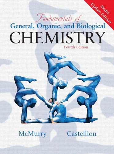 9780131486843: Fundamentals of General, Organic and Biological Chemistry: Update Edition