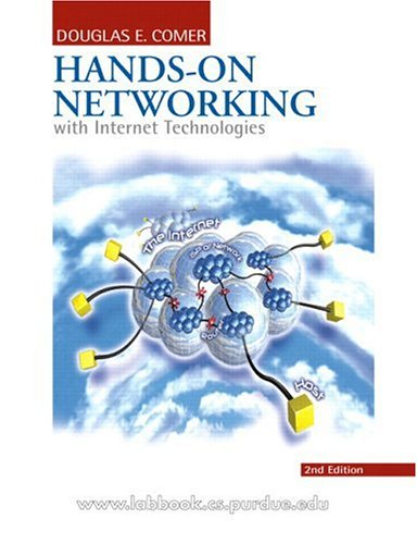 9780131486966: Hands-on Networking with Internet Technologies (2nd Edition)