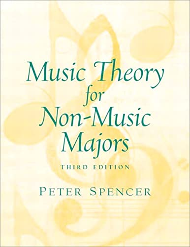 9780131487550: Music Theory for Non-Music Majors (3rd Edition)
