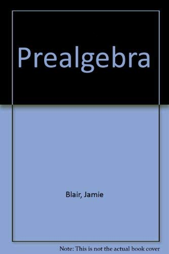 9780131491038: Prealgebra