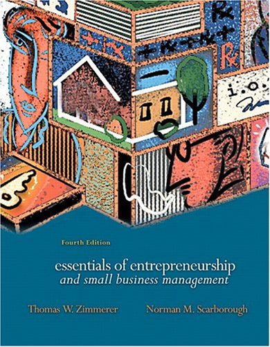 9780131491786: Essentials of Entrepreneurship and Small Business Management