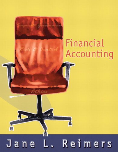 9780131492011: Financial Accounting: A Balance Sheet Approach