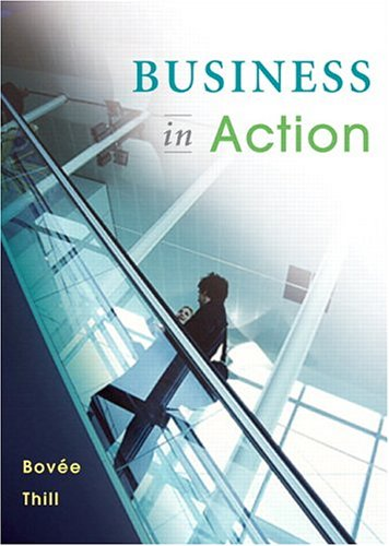 9780131492660: Business in Action (3rd Edition)