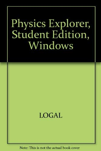 9780131493117: Physics Explorer, Student Edition, Windows