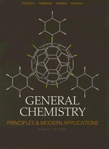 9780131493308: General Chemistry: Principles and Modern Applications (9th Edition)