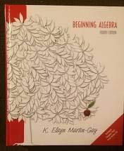 9780131493407: Beginning Algebra