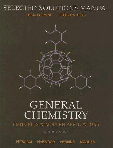 9780131493858: General Chemistry: Principles and Modern Applications