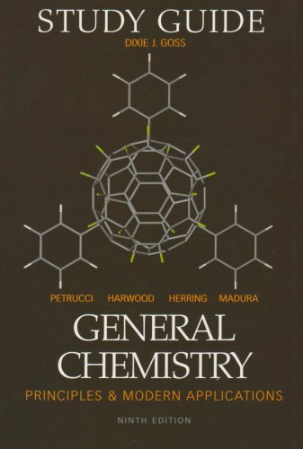 9780131493872: General Chemistry 9th Edition Study Guide