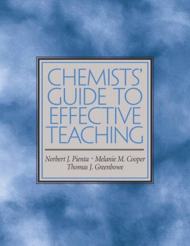 9780131493926: Chemists' Guide to Effective Teaching