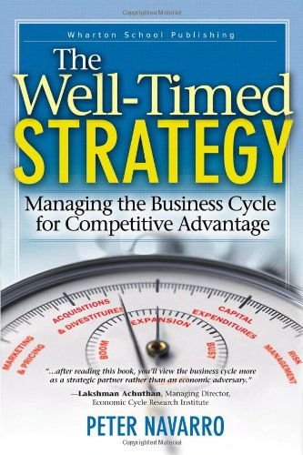 9780131494206: The Well Timed Strategy: Managing the Business Cycle for Competitive Advantage