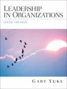 9780131494848: Leadership in Organizations (6th Edition)