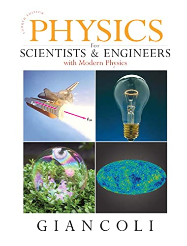9780131495081: Physics for Scientists & Engineers with Modern Physics, Vol. 3 (Chs 36-44) (4th Edition) by Douglas C. Giancoli (2008-09-08)