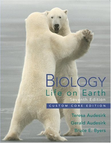 9780131495111: Biology: Life on Earth, Custom Core (7th Edition)