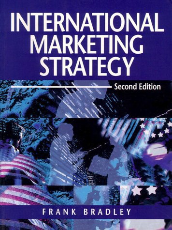 9780131495272: International Marketing Strategy (2nd Edition)