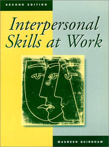9780131495357: Interpersonal Skills at Work