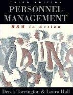 9780131495432: Personnel Management: Hrm in Action