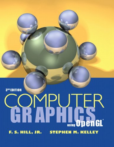 Computer Graphics Using OpenGL: Hill, F. S.,