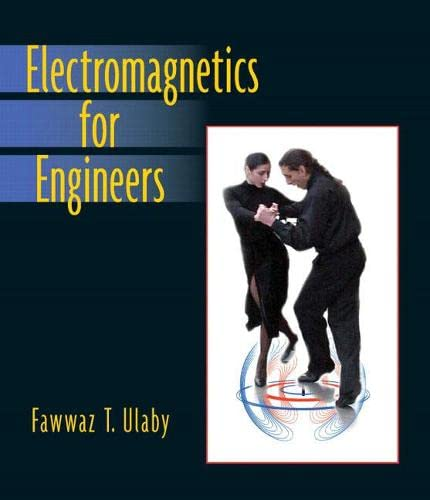 9780131497245: Electromagnetics for Engineers