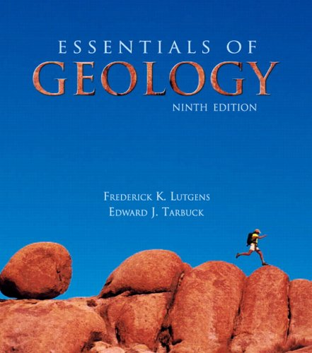 9780131497498: Essentials of Geology, 9th Edition