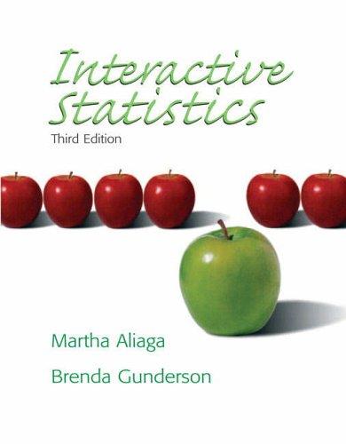 9780131497566: Interactive Statistics (3rd Edition)