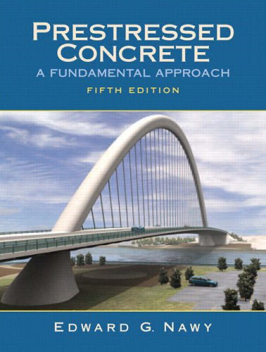 9780131497597: Prestressed Concrete: A Fundamental Approach (5th Edition)