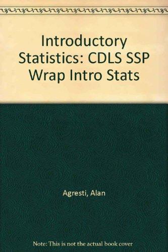 9780131497702: Introductory Statistics: CDLS SSP Wrap Intro Stats