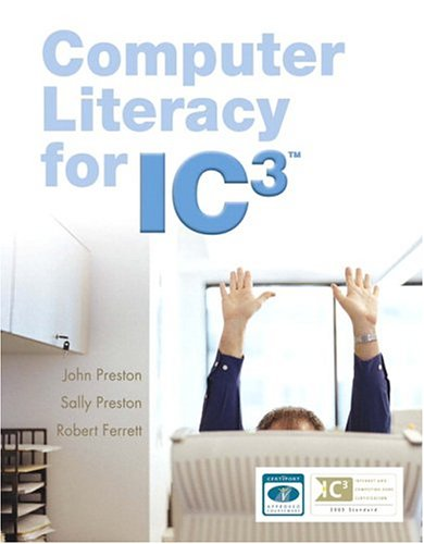 9780131498648: Computer Literacy for IC3