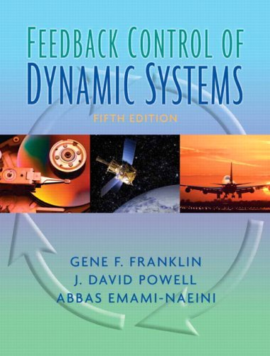 9780131499300: Feedback Control of Dynamic Systems (5th Edition)