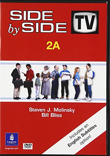 9780131500440: Side by Side TV 2A (DVD) (3rd Edition)