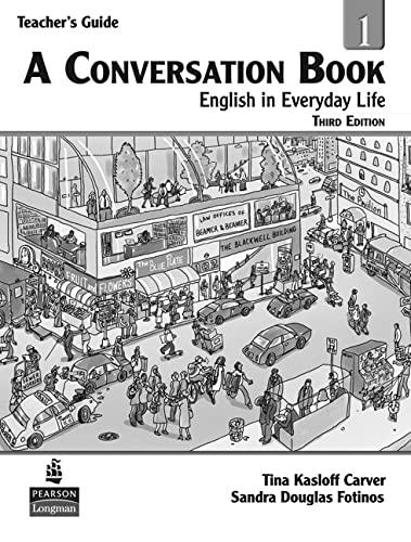 9780131500488: A Conversation Book 1, 4th Edition, Teacher's Guide