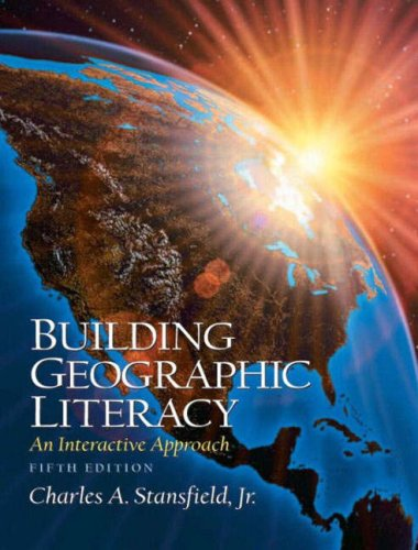 9780131502710: Building Geographic Literacy (5th Edition)