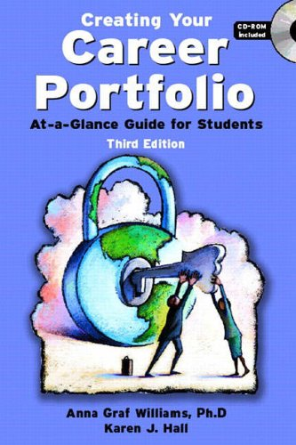 9780131505049: Creating Your Career Portfolio: At a Glance Guide for Students