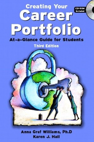 9780131505049: Creating Your Career Portfolio: At a Glance Guide for Students (3rd Edition)