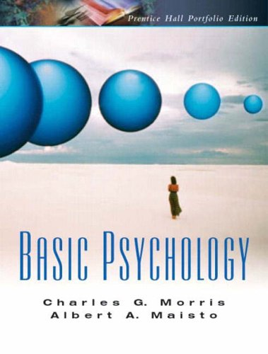 9780131505070: Basic Psychology: A Pearson Prentice Hall Portfolio Edition