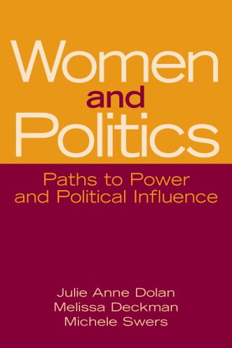 9780131505452: Women and Politics: Paths to Power and Political Influence